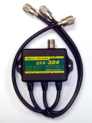 COMET CFX-324A TRIPLEXER