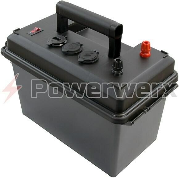 POWERWERX PWRbox for 12-40AH BIOENNO BATTERIES