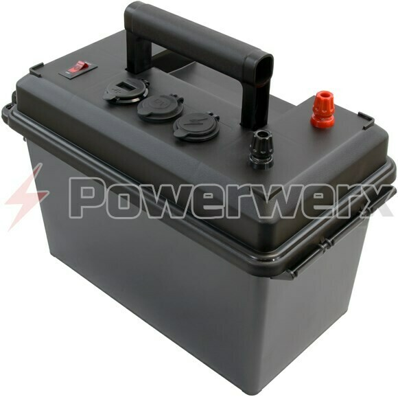 POWERWERX PWRbox for 12-40AH BIOENNO BATTERIES