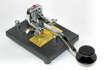 VIBROPLEX STRAIGHT KEY STD