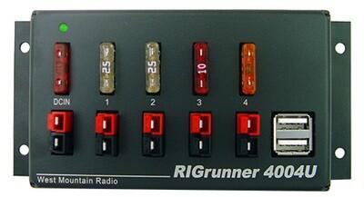 WMR RIGrunner 4004USB
