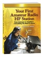 ARRL YOUR FIRST AMATEUR RADIO HF STATION 0079