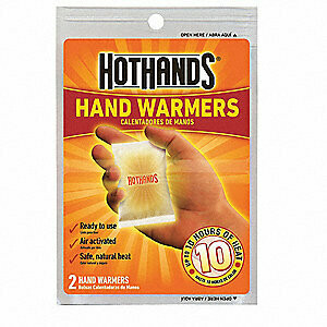 HOT HANDS SUPER WARMER