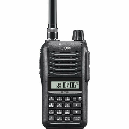 ICOM IC-V86 2M HT *SALE $109.99 SEVIERVILLE HAMFEST SPECIAL *