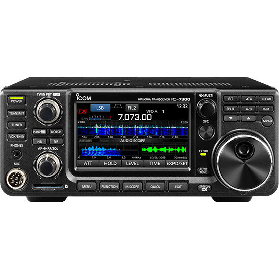 ICOM IC-7300 $100.00 ICOM REBATE GOOD TILL SEPT. 30 2020