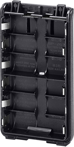 ICOM BP263 BATTERY CASE FOR V86
