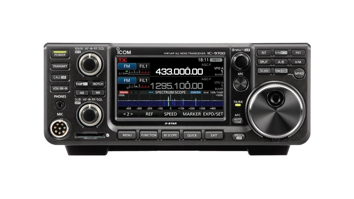 ICOM IC-9700 AFTER MANUFACTURES COUPON  PRICE $1499.95
