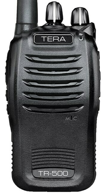 TERA TR-500 COMMERCIAL DUAL BAND HANDHELD