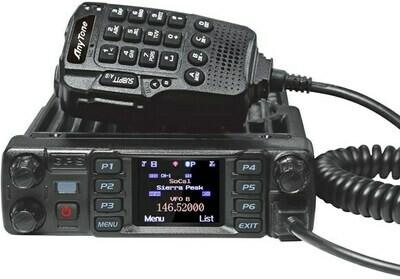 ANYTONE AT-D578UVPRO DMR RADIO
