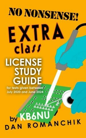NO-NONSENSE EXTRA CLASS STUDY GUIDE
