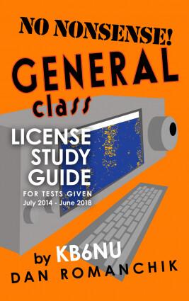 NO-NONSENSE GENERAL CLASS STUDY GUIDE