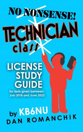 NO-NONSENSE TECHNICIAN CLASS STUDY GUIDE