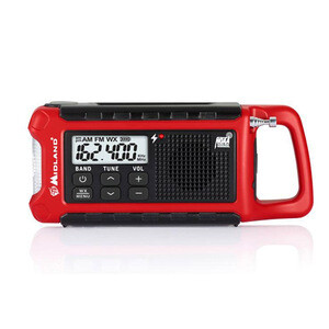 MIDLAND ER210 EMERGENCY CRANK RADIO