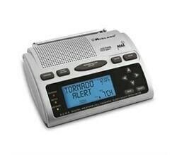 MIDLAND WR300 DELUXE AM/FM WEATHER ALERT RADIO