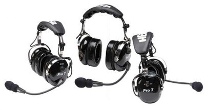 HEIL PRO7-IC-BLK ICOM WITH AD-1IC INCLUDED