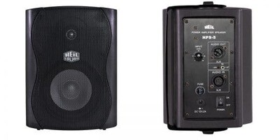 "HEIL POWERED 5"" SPEAKER FOR PRAS"