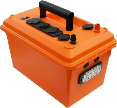 POWERWERX MEGAbox for 30-70AH BIOENNO BATTERIES