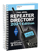 ARRL 2021 REPEATER DIRECTORY 1434