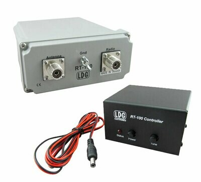 LDG RT/RC-100 REMOTE TUNER AND CONTROLLER