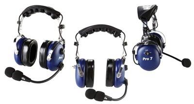 HEIL PRO7-BLUE ICOM W/AD-1-IC