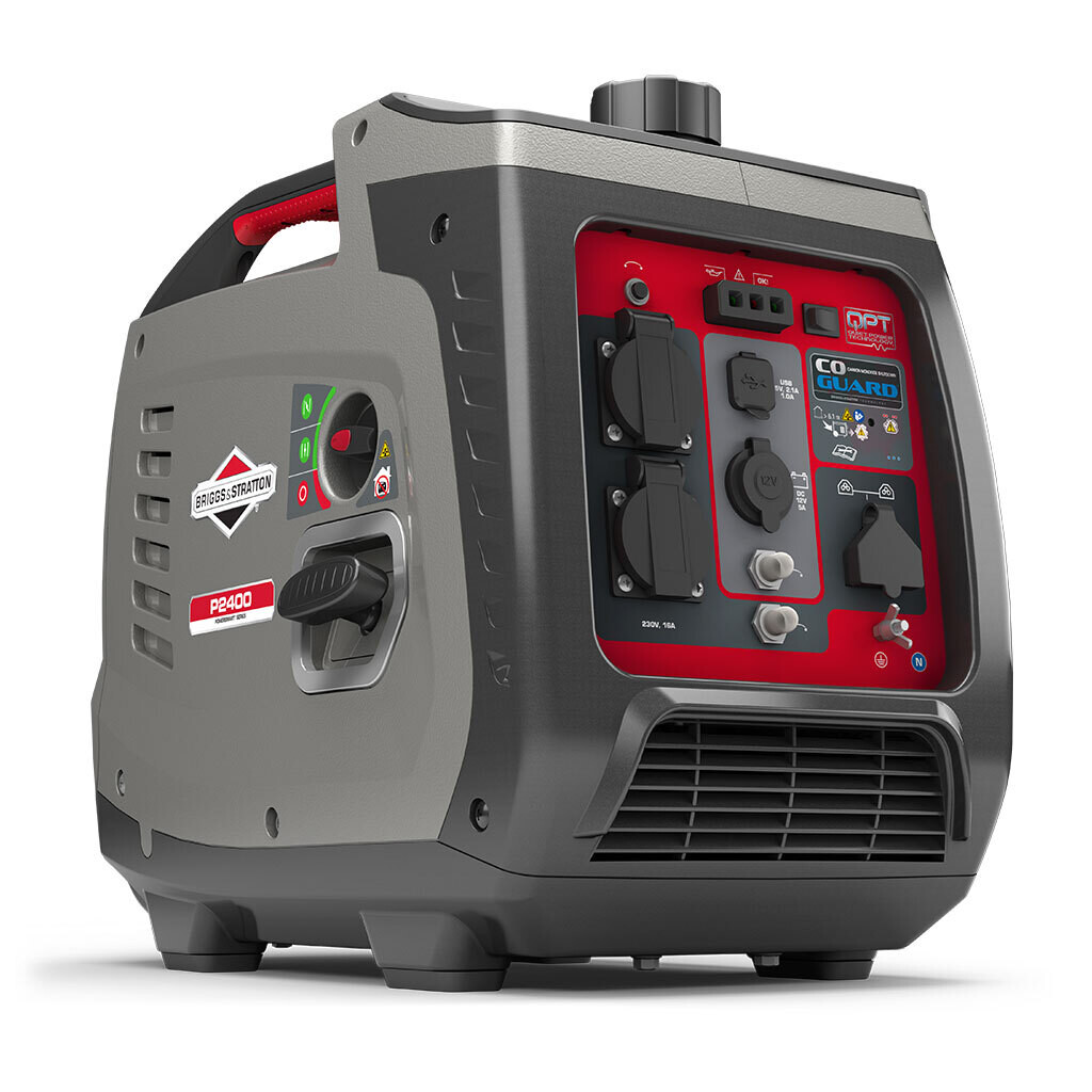 BRIGGS  & STRATTON P2400 GENERATOR (extra shipping charge)