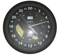 MFJ-105D 24 HOUR ANALOG CLOCK
