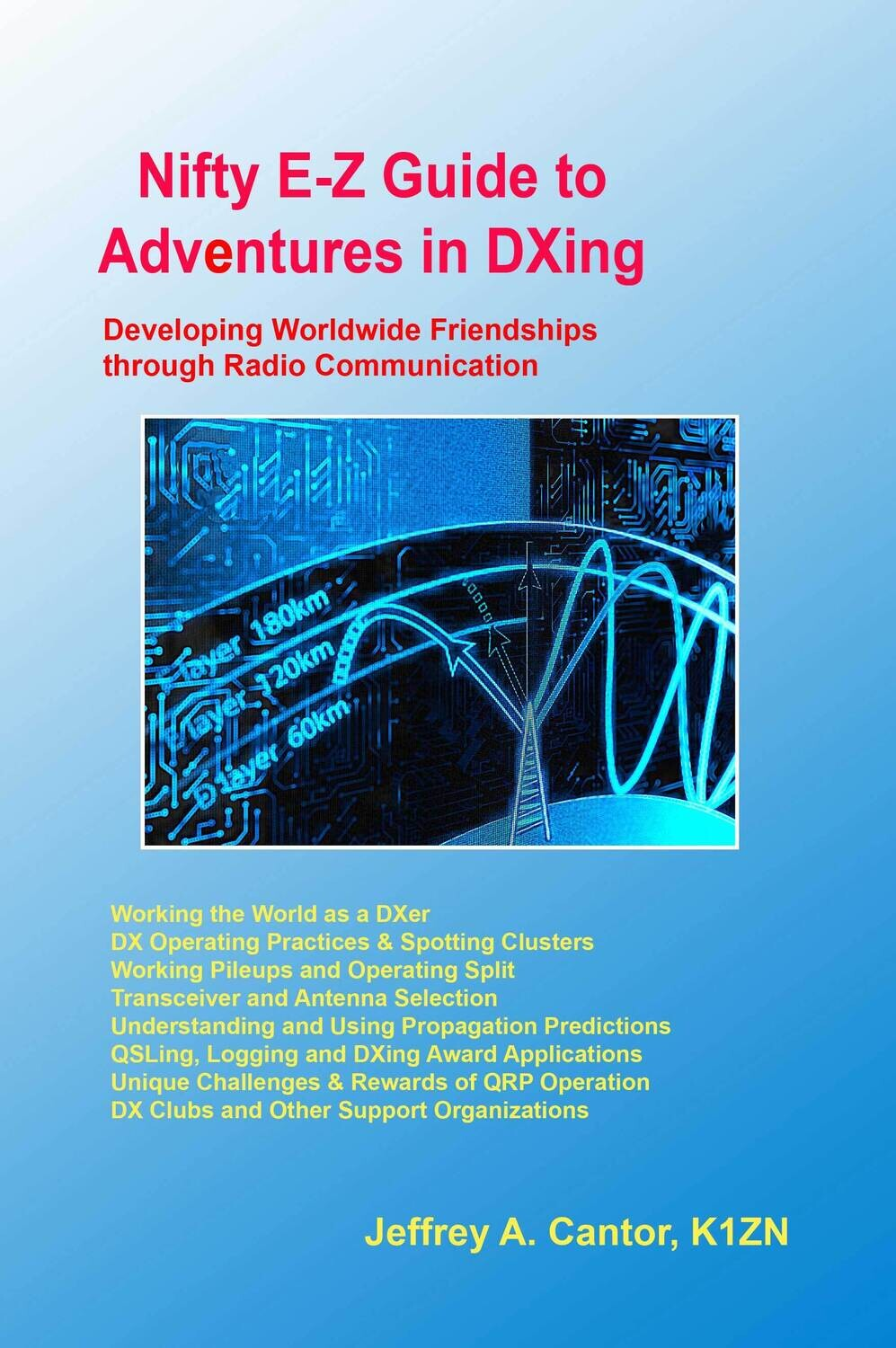 NIFTY E-Z GUIDE to ADVENTURE IN DXing