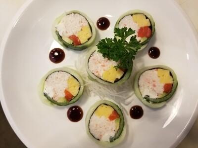 Coolcumber Roll