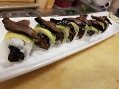 Mighty Mushroom Roll