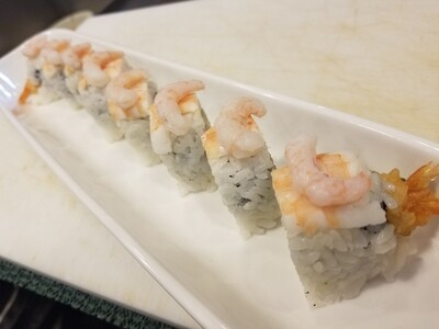 Shrimp Killer Roll