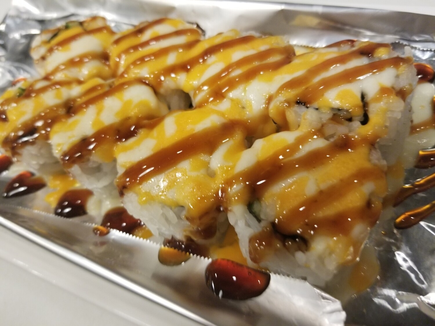 Oven Baked Magma Roll