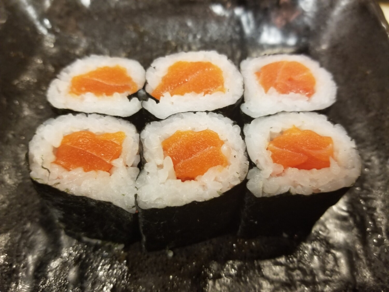 Sockeye Salmon Maki