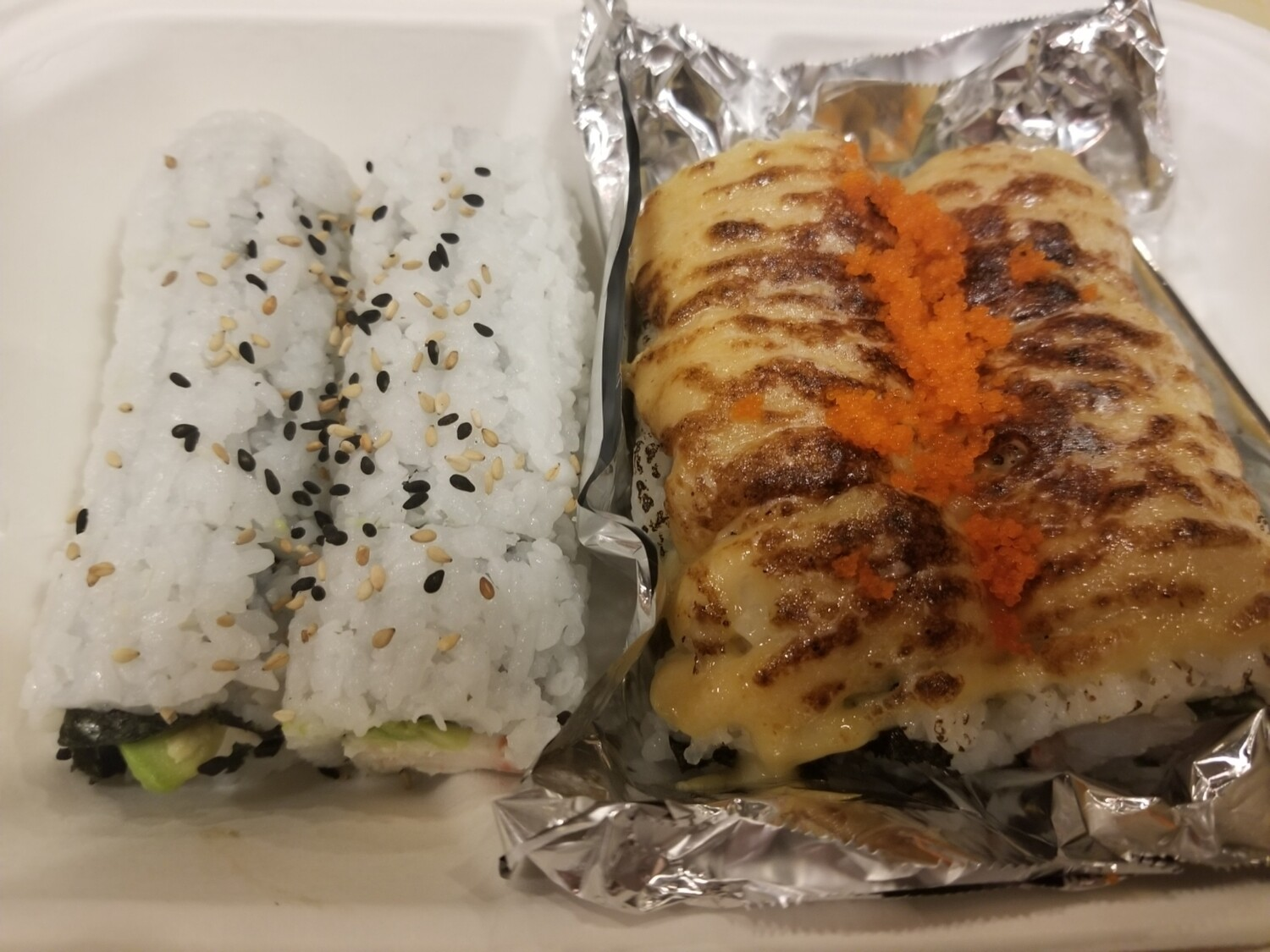 Roll Combo A