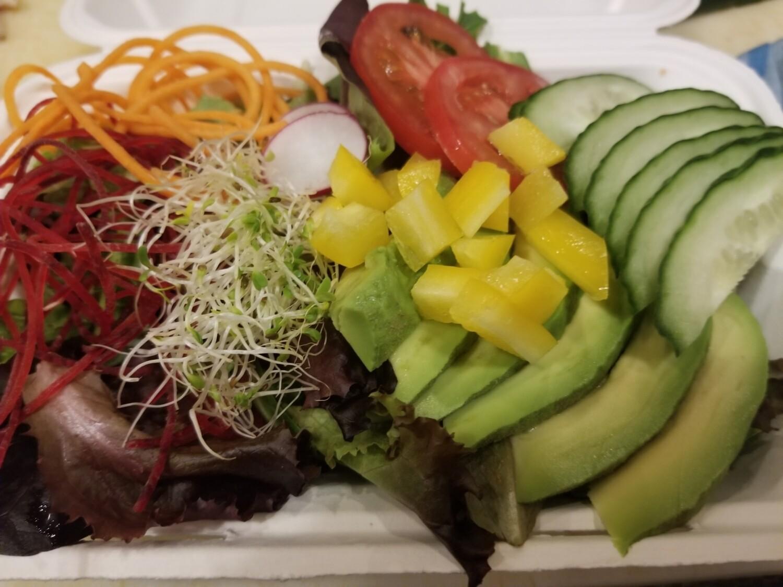 Green Salad (Yuzupon)