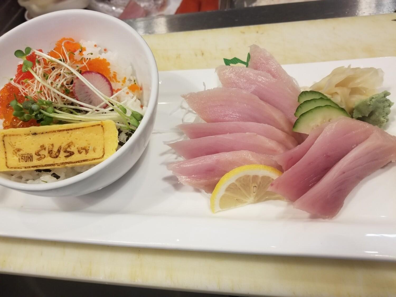 Tuna Donburi