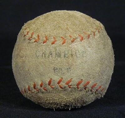 Vintage Baseball - CHAMPION 1910's