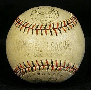 Vintage Baseball - Worth SPECIAL LEAGUE