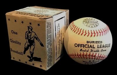 1940's Baseball in the Original Box