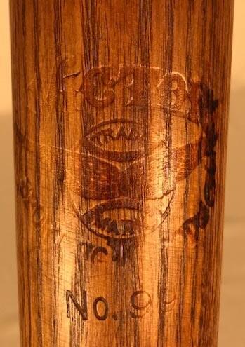 1910's Victor Sporting Goods Baseball Bat