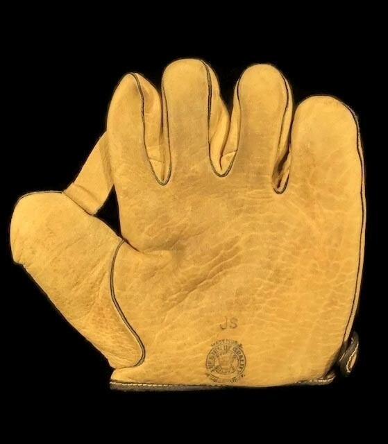 1910's Antique Baseball Glove - A. J. Reach