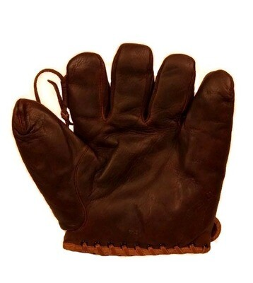 1920's Sam Rice D&M Baseball Glove
