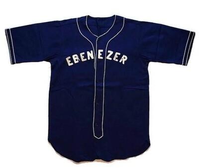 1930-40's Vintage Baseball Uniform - EBENEZER