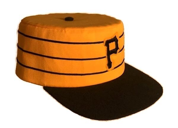 Vintage Baseball Cap - Pittsburgh Pirates 1970