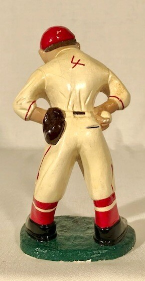 1940's Baseball Rittgers Figure of Boston Red Sox Player