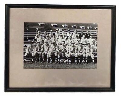 1939 Dartmouth Baseball Team Photo