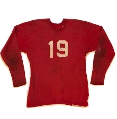 1940's Football Jersey made for and used by the SPECIAL SERVICES  of the U.S. ARMY