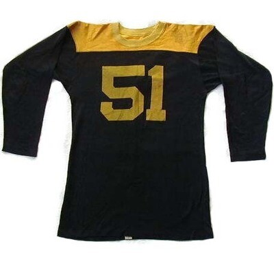 1940's Vintage Football Jersey