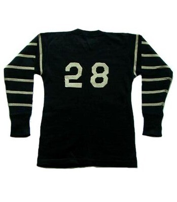 1900 - 1910's Antique Football Jersey