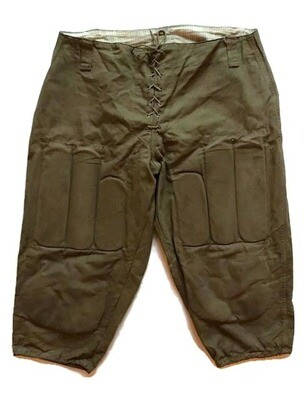 1910's Vintage Football Pants