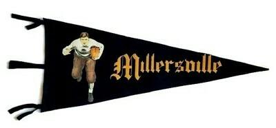 1910's Millersville University Football Pennant